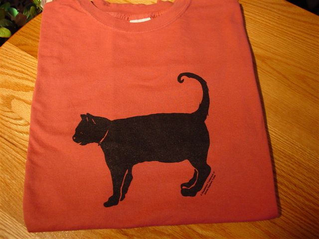 Cape Cat T Shirt (Nantucket Red)